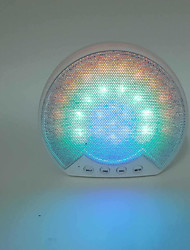 Colorful Led Lamp Wireless Bluetooth Speaker
