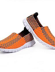 Men And Women Casual Fashion Hand Woven Shoes