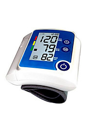 Wrist Blood Pressure Monitor Blood Pressure Meter Smart Simple