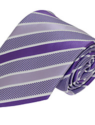 Men Wedding Party Jacquard Necktie Tie Polyester Silk