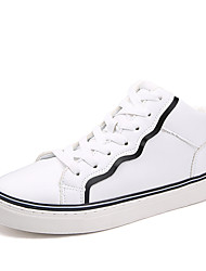 Men's Shoes EU37-44 Casual/Party/Youth Fashion Microfiber Medium cut Sneakers Board Shoes Boots