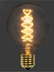 G95 40W E27 Incandescent Bulb Retro Edison Bulbs(AC220-240V)