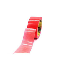 Red-sided Waterproof Cloth Tape  Specifications 5.0CM Width * 15y Long