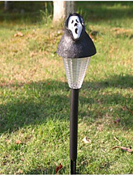 Mini Solar Energy Lawn  Halloween LED Outdoor Garden Courtyard Lamp Decoration Atmosphere Energy-saving Lamps 90*40