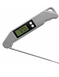 Fold-down Electronic Thermometer