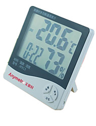 Anymetre JR913 Household Electronic Thermometer Electronic Hygrometer