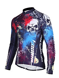 Tasdan Cycling Wear Cycling Clothes Cycling Jersey Long Sleeve Bike Tops Shirt Men's Clothing Sport Wear
