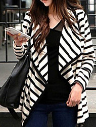New Stripes Cotton Coat