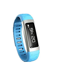 UWATCH No Slot Sim Card Bluetooth 3.0 Android Chiamate in vivavoce 128MB Audio