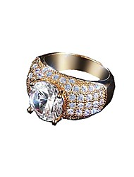Ring,Band Rings,Jewelry Copper Fashionable Daily / Casual Gold 1pc,6 / 7 / 8 Women