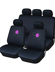 autoyouth аксессуары для интерьера универсальный сиденье автомобиля включает полиэстер вышивка автотентами автомобильные аксессуары (9