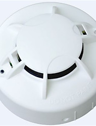 JTY-GD-802AC Smoke Detector with Audible And Visual Alarm And 9V Battery Power