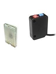 Tipo de detecção transparente sensor fotoelétrico pa-4r2k