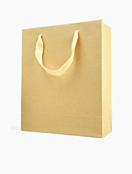 Kraft Paper Bags (Broadside Rope  Specifications 22x9.5x27CM  10 Packaged for Sale)
