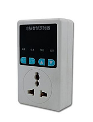 # Sans-Fil Others Smart usb socket Blanc