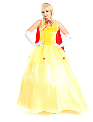 Costumes More Costumes Halloween Red / Yellow Solid Terylene Dress / More Accessories