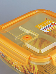 Food Grade Airtight Container Microwave Sealed Crisper