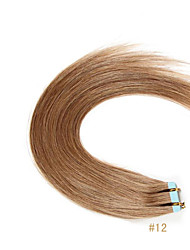 Best Selling Tape In Human Hair Weaves 16-24 Skin Human Hair Extensions 20pcs/bag 100% Human Hair