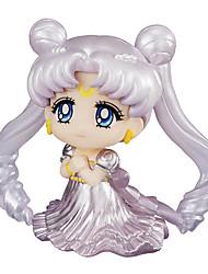 Sailor Moon Princess Serenity PVC 6cm Anime Action-Figuren Modell Spielzeug Puppe Spielzeug