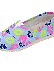 Women's Loafers & Slip-Ons Spring / Summer / Fall Comfort Fabric Outdoor / Casual Flat Heel Others