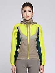 Hiking Jersey Women's Sweat-wicking Spring / Summer / Fall/Autumn Polyester