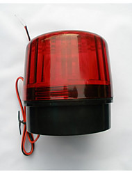 Red Flashing Lights Flashing Light Motorcycle Anti-Theft Security