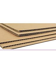 cinco 150 * 150 * 150 dura cinco camadas pequeno quadrado caixa pacote expresso caixa de transporte