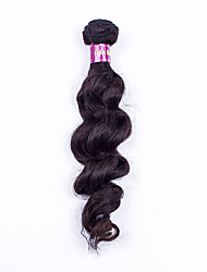 24Inch Loose Wave Hair Remy Human Hair  Weaves Virgin Unprocessed Hair