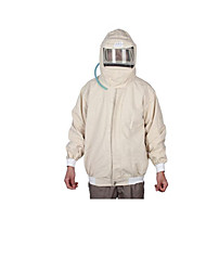 Thick Canvas  Sandblasting Mask Body Protective Clothing