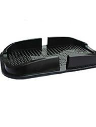 Mat car mobile phone frame vehicle anti-skid pad multifunctional box 38-2A429
