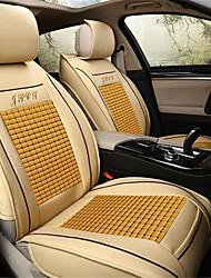 le nouveau siège de voiture coussin bambou cuir mat fraîche voiture sellerie automobile fournitures