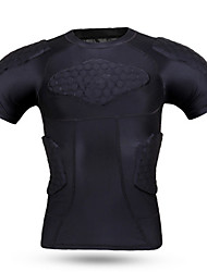 Sports Cycling Jersey Unisex Short Sleeve Bike Breathable / Quick Dry / Comfortable Tops Terylene Classic SummerExercise & Fitness /