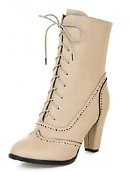 Women's Heels Spring / Fall / WinterHeels / Platform/ Snow Boots / Fashion Boots / Motorcycle