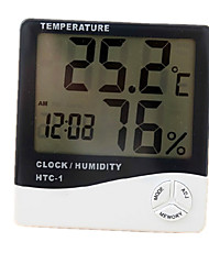 Big Screen Digital Temperature And Humidity Meter