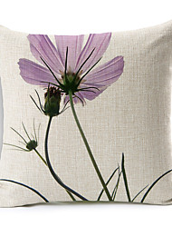 1PC Household Articles Back Cushion Novelty Originality Fashionable Floral  Pillow Case