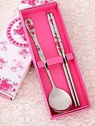 Stainless Steel Practical Favors-2 Kitchen Tools Rustic Theme Silver 18.5 Tag