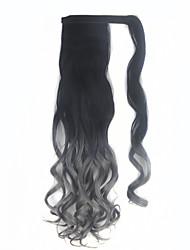 """Extensions de cheveux humains Synthétique 100 18""""24"""" Extension des cheveux"""