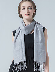 Alyzee  Women Viscose ScarfFashionable Jewelry-B4006