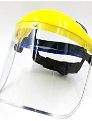 cloreto de polivinil máscara protetora