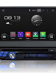 Android4.4 Quad Core 1Din 7 Inch Touch Screen Car DVD GPS Navigation Player For Universal Model