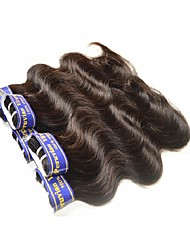 unprocessed peruvian human hair body wave 400g 8pieces lot 7a peruvian virgin hair color1b natural hair color