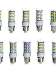 10W E14 / G9 / GU10 / B22 / E26/E27 Lâmpadas Espiga Tubo 69 SMD 5730 850-950 lm Branco Quente / Branco Frio Decorativa / ImpermeávelAC