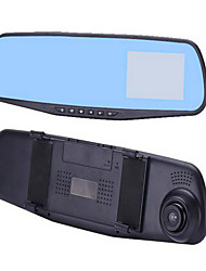 Blue Screen 2.8 Inch Rearview Mirror Tachograph 1080P Gift Custom 6624 Explosion Models FHD HD.