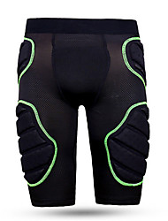 Ski Protective Gear Breathable / Protective Fitness / Cycling/Bike Terylene Black