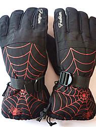 mâle épais chauds gants de moto à froid cyclisme en plein air des gants de ski imperméable à l'eau