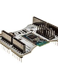 Bluetooth 4.0 ble pro escudo para arduino (master / slave e ibeacon)