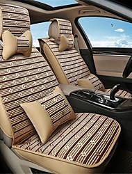 quatro estações general motors capas de almofada de seda almofada do assento de carro novo gelo