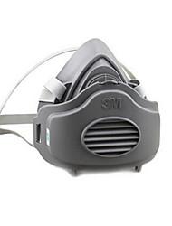 masques anti-poussière du travail trois costume de pièce