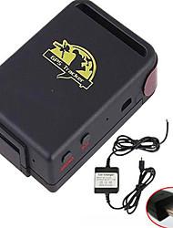o mais recente veículo de TK102 GPS Tracker monitor de posicionamento para o indivíduo xd carro crianças de idade