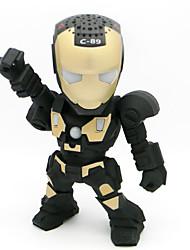 ron homme robot de portable mini haut-parleur de voiture sans fil Bluetooth